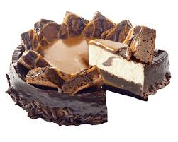Brownie Chocolate Cheesecake