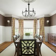 Bay Window Treatments To Ponder For Your Panes Dining Room Home Decorating Trends Homedit Bow
