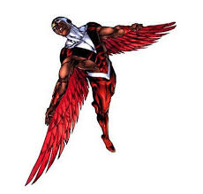 Heres Concept Art For Anthony Mackies Falcon Costume In CAPTAIN