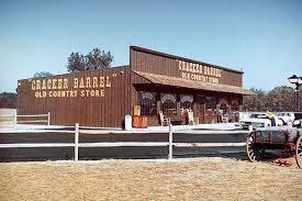 1969 First Cracker Barrel Opened