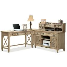 Raymour And Flanigan Bedroom Desks by Riverside Furniture Coventry Corner Writing Desk U0026 Credenza With