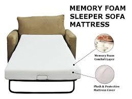 Amazon Sleeper Sofa Bar Shield by Amazon Com Sleeper Sofa Memory Foam Mattress Full 52 X 72 Made In