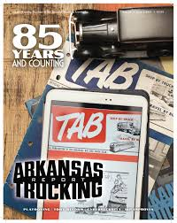 AR Trucking Report Archives | Arkansas Trucking Association