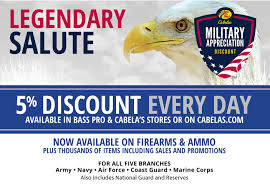 Military Discount Program : Cabela's 77 Yeti Casino Extra Spins In December 2019 Claim Now Gta Water Coupon Airsoft Gi Coupons Promotional Codes 20 Off Gliks Promo Discount Wethriftcom 15 Off Storewide At Skate Warehouse Free Code Cooler Sale Where To Find Bag Deals Money Rambler 12oz Bottle With Hshot Cap Islanders Outfitter Personalized Cancer Awareness Decal Any Color Vaporjoescom Vaping And Steals Yeti Blowout Buy Cyber Monday Newegg Deals Pc Gamer On Twitter Get This Blue Microphone Bundle