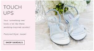 wedding shoes bridal flats sandals heels u0026 more zappos com