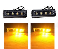 100 Strobe Light For Trucks Amazoncom TASWK LED Warning Caution S For Cars