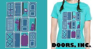 Score Doors Inc by flylen on Threadless