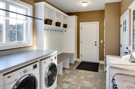 Laundry Room Mud Traditional