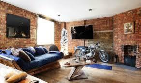 alter backstein im wohnzimmer bad küche und gästezimmer
