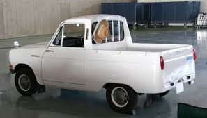 100 Smallest Truck The Mitsubishi 360 Pickup Is The Cutest In The World The