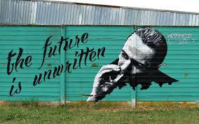 Joe Strummer Mural Address by Fabieke Graffiti Street Art Bologna Portfolio Walls