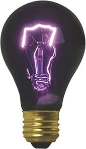 visualeffects bl 75 75 watt blacklight bulb musical