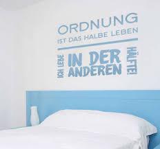 wandtattoo deutsche sprüche für ihr zuhause für schlafzimmer