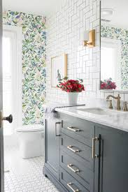 A Colorful Oasis Bathroom Makeover - The Home Depot Blog Tile That Looks Like Wood Home Depot Pros And Cons Bathroom Designs Bathrooms Design Costco Vanities Sinks Wayfair Emmas Master Renovation A Beautiful Mess Installation At The Tile Design Staggering Tiles For Floor Homesfeed Top 81 Hunkydory Narrow Depth Vanity Ikea With Sink French Country Macyclingcom