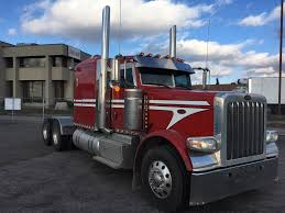 2014 PETERBILT 388 FLAT TOP HOTROD Highway Tractor - Mississauga ON ...