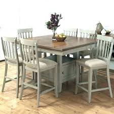 9 Piece Pub Dining Table Sets Set Counter Height Room