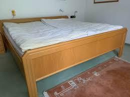 hülsta schlafzimmer massivholz buche inkl 2 nachttische