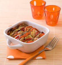 recettes de cuisine d été gratin méditerranéen aux légumes d été les meilleures recettes de