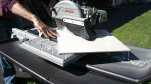 Skil Wet Tile Saw 3550 by Bosch 10