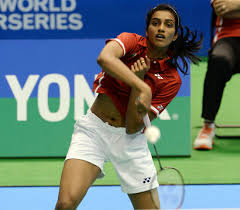 PV Sindhu In Round 2 Of Swiss Open
