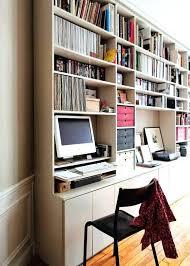 bureau bibliothèque intégré bibliotheque bureau integre bureau bibliotheque et bureau integre