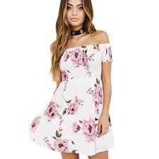 compare prices on white beach dresses online shopping buy low