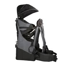 Deluxe Adjustable Baby Carrier Outdoor Light Hiking Child Backpack