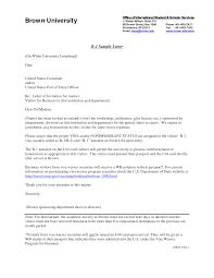 Invitation Letter Sample For Business Visa Application Inspiration