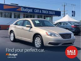 View Chrysler | Vancouver Used Car, Truck And SUV | Budget Car Sales