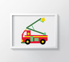 Fire Truck Wall Art For Kids Bedrooms & Nurseries | Di Lewis Fire Truck Bedroom Decor Room Fresh Firetrucks Baby Stuff Pinterest Firetruck Bedrooms And Geenny Boutique 13 Piece Crib Bedding Set Reviews Wayfair Youth Bed By Fniture Of America Zulily Zulilyfinds Elegant Hopelodgeutah Truck Loft Bed Dazzling Bunk Design Ideas With Wood Flooring Hilarious Real Wood Sets Leomark Wooden Station With Boys Fetching Image Of Nursery Bunk Unique Awesome Palm Tree Some Ideas For Realizing Kids Dream The Hero Stunning For Twin Decorating Lamonteacademie