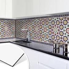küchenrückwand alu dibond orientalische kacheln 01