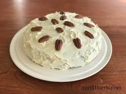 Old Fashioned Banana Cake Recipe April J Harris