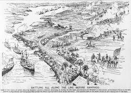 Sinking Of The Uss Maine Apush by Battle Of Santiago De Cuba Wikipedia