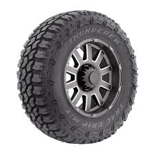 30X9.50R15 Thunderer TRAC GRIP M/T 104Q Mud Tire – Buy Wheels Today