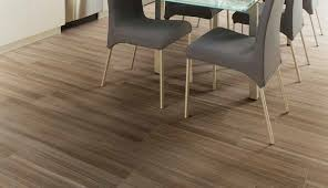 decor rectified wood look porcelain tile for interesting dining