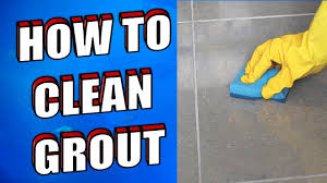 how to clean grout using hydrogen peroxide baking soda vinegar