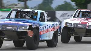 100 Stadium Super Truck 2016 Detroit Grand Prix Race 3 SUPER S YouTube