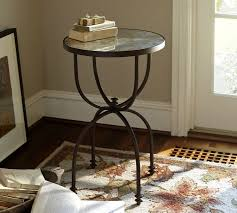 accent side table baxton studio kylie modern hollywood regency