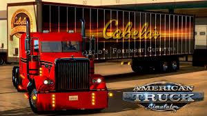 American Truck Simulator: Cabela's Trailer From El Paso TX To ... Phoenix Az Bus Trailer Truck Parts Service Auto Safety House Custom Accsories Az Best 2017 Company Profile Fuel And Lube Trucks Carco Industries Dodge Ram Regular Heavy Duty Pickups In Gilbert Inrstate Bodies Commercial Industrial Arizona Scania V8 R 560 Team Rocco By Acitoinox Truck Tuning Scania 072018 Lvadosierra Ldhd Crew Cab Access Plus 2015 Ram 2500 Hd 4wd Megacab Builds Pinterest Sales Repair In Empire Ubers Selfdriving Cars Leave San Francisco For Peterbilt Front Air Cleaner Light Panels P3 Lights Elite