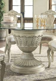 Ortanique Dining Room Chairs by Ortanique Round Glass Dining Room Set 49 Images Stylish