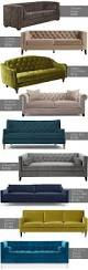 Martha Stewart Saybridge Sofa by Get The Look 10 Velvet Sofas For Any Budget Photos Washingtonian