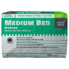 Hardie Tile Backer Board Fire Rating by Custom Building Products Versabond Gray 50 Lb Fortified Thin Set