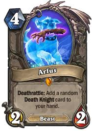 hearthstone knights of the frozen throne card reviews part 8