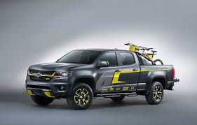 100 Concept Trucks 2014 SEMA Show Chevrolet Debuts The Colorado Performance