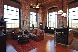 100 Brick Loft Apartments Brick Walls House Pinterest S And S