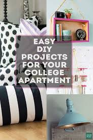 11 Cheap Ways To Make Your College Apartment Look More Grown Up Ideas