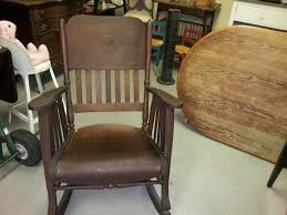 Antique Rocking Chair - Wisconsin Furniture Company Antique ... Lot 14 Vintage Wood Rocking Chair 36t X 225w 33d 119 Antique 195w 325d Auction Pair Of Adams Style Painted Regency Neoclassical 19th Queen Anne Old Carved Ornate Side Chairs A And Windsor 170 For Sale At 1stdibs Sunnydaze Decor White Allweather Traditional Plastic Patio Press Back Update With Java Gel Stain Your Funky Amazoncom Best Choice Products Indoor Outdoor Wooden Damaged Finish Gets New Look Peg Rocking Chairkept Me Quiet Many School Holiday Northwest Estate Sales Auctions 182 Adorable