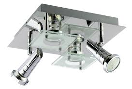 trango 4 led design ceiling light i bathroom light