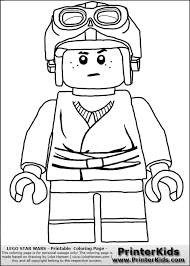Picture Lego Star Wars Coloring Pages 18 For Print With