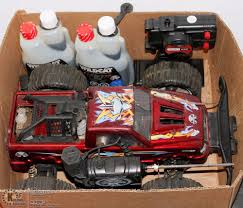 100 Gas Powered Remote Control Trucks GAS POWERED REMOTE CONTROL TRUCKS W REMOTES